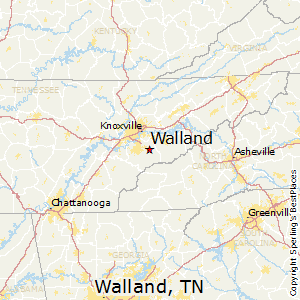 Best Places To Live In Walland Tennessee