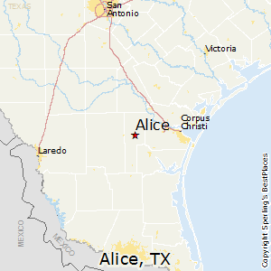 weather in alice texas