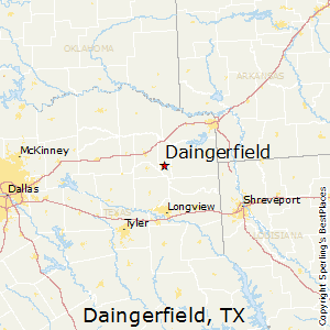 Daingerfield Texas Cost Of Living