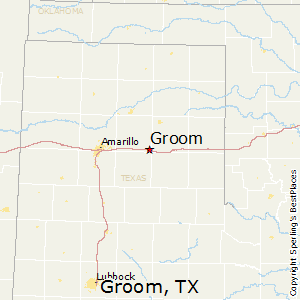 Groom Texas Map Best Places to Live in Groom, Texas