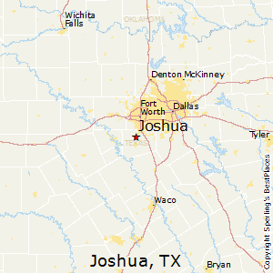 Joshua Texas Map Best Places to Live in Joshua, Texas