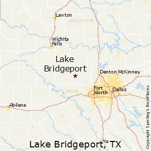 Best Places to Live in Lake Bridgeport Texas
