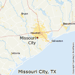 Best Places To Live In Missouri City Texas