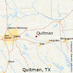 Best Places to Live in Quitman, Texas on