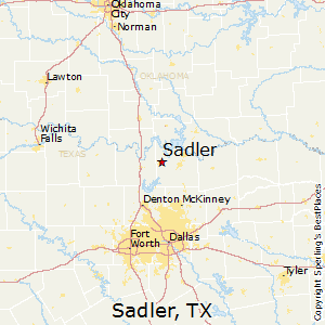Best Places To Live In Sadler Texas