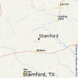 Stamford tx to abilene tx