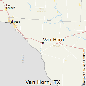 Best Places to Live in Van Horn Texas