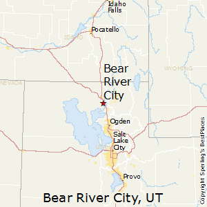 Bear River City, Utah Climate