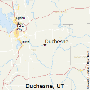 Best Places to Live in Duchesne, Utah on