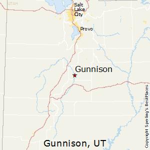 Comparison Gunnison Utah Fillmore Utah