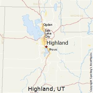 Comparison Highland Utah Alpine Utah