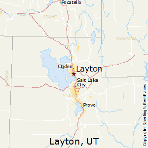 Best Places to Live in Layton Utah