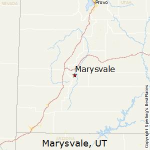Marysvale Utah Map.Best Places To Live In Marysvale Utah