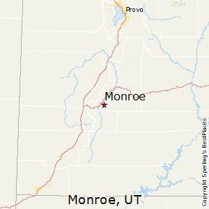 Monroe Utah Cost Of Living