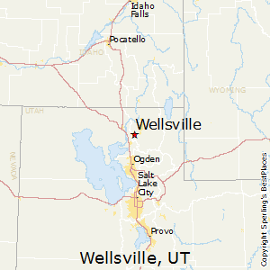Wellsville Utah Map.Best Places To Live In Wellsville Utah