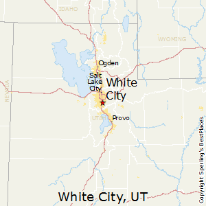 White_City,Utah Map