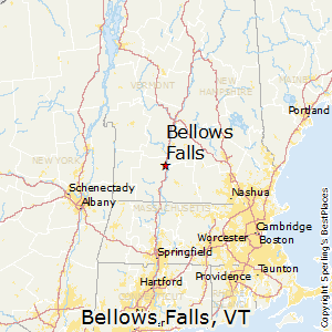 Best Places to Live in Bellows Falls Vermont