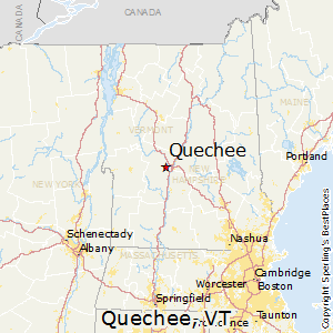Quechee Vermont Map Quechee, Vermont Cost of Living