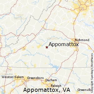 Best Places to Live in Appomattox Virginia