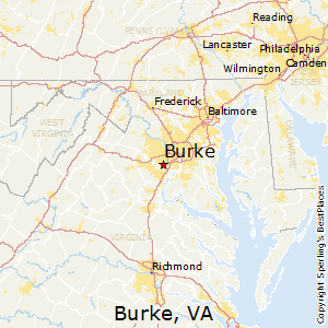 Best Places to Live in Burke, Virginia