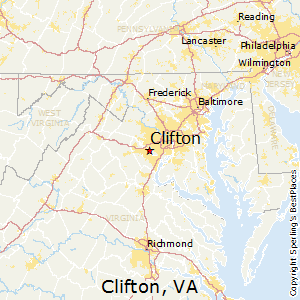 Best Places to Live in Clifton, Virginia