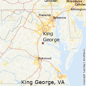 Best Places to Live in King George, Virginia on king george va history, king george va community, king george va hotels,