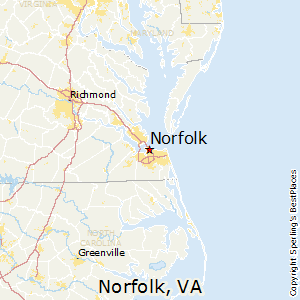 Best Places to Live in Norfolk, Virginia