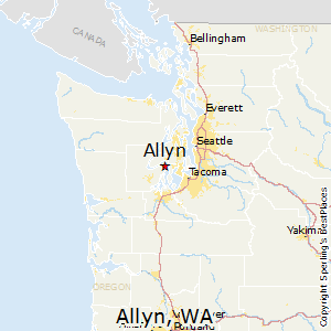 Best Places to Live in Allyn, Washington