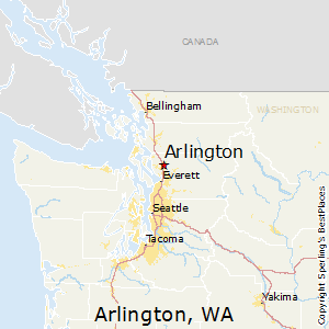 Best Places to Live in Arlington Washington