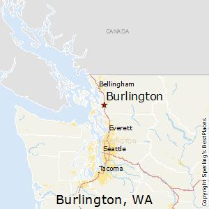 Best Places to Live in Burlington, Washington
