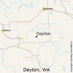 Dayton wa zip code