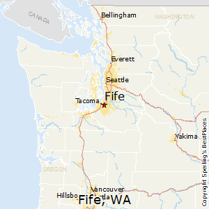 Best Places to Live in Fife, Washington