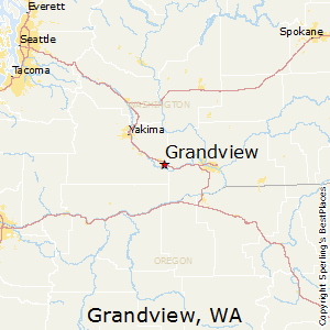 Grandview Wa Zip Code Map.Best Places To Live In Grandview Washington