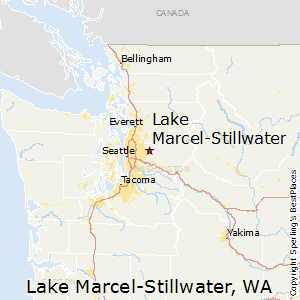 Lake_Marcel-Stillwater,Washington Map