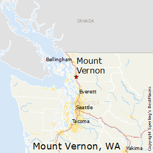 Best Places to Live in Mount Vernon Washington