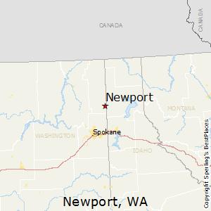 Davenport Washington Map.Comparison Newport Washington Davenport Washington