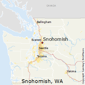 Best Places to Live in Snohomish, Washington on