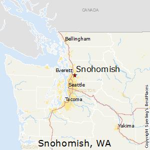 Snohomish, Washington Economy