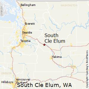 South Cle Elum, Washington Climate