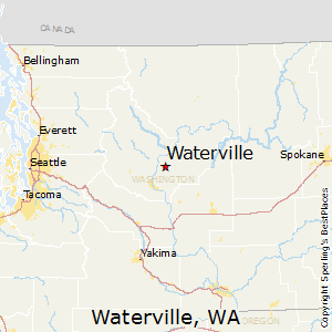 Best Places to Live in Waterville Washington