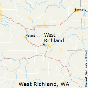 Richland Wa Zip Code Map.Best Places To Live In West Richland Washington