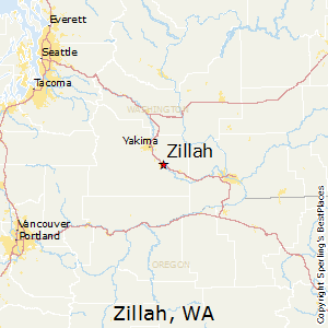 Best Places to Live in Zillah, Washington