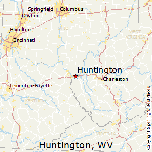 Huntington Wv Zip Code Map.Huntington West Virginia Cost Of Living
