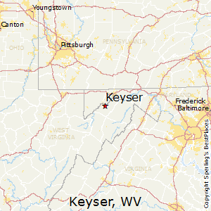 Best Places to Live in Keyser West Virginia