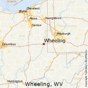 Best Places to Live in Wheeling West Virginia