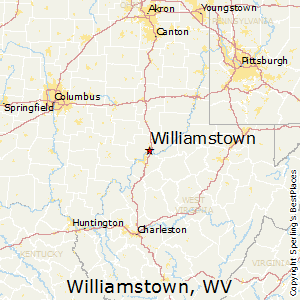 Best Places to Live in Williamstown West Virginia