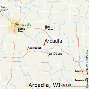 Best Places to Live in Arcadia, Wisconsin