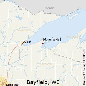 Bayfield, Wisconsin Economy