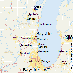 Best Places To Live In Bayside Wisconsin - Where is wisconsin