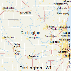 Best Places to Live in Darlington Wisconsin